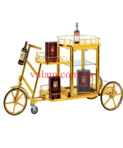 xe chở rượu, phục vụ rượu khách sạn VB-R1